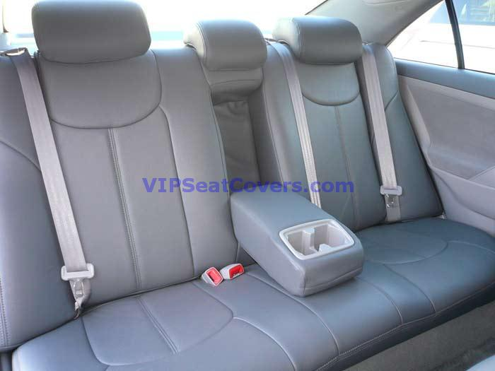 clazzio car seat cover for toyota camry velcromag. Black Bedroom Furniture Sets. Home Design Ideas